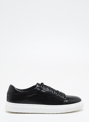 F By Fabrika Erkek Siyah Sneakers FABIAN Siyah